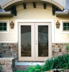 Patio Out Swing Door Home Design Outswing Patio Doors Prefab Homes