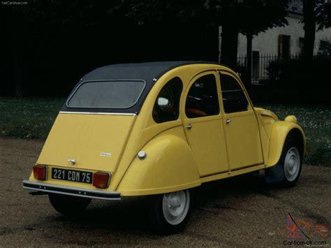 citroen 2cv car classics
