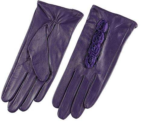 Glove Leather New Black For And Lace Back Knope lace leather fashion glove summer driving glove