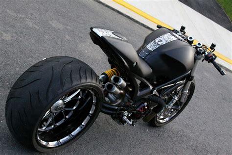 Ducati Monster 1100 Wayne Ransom