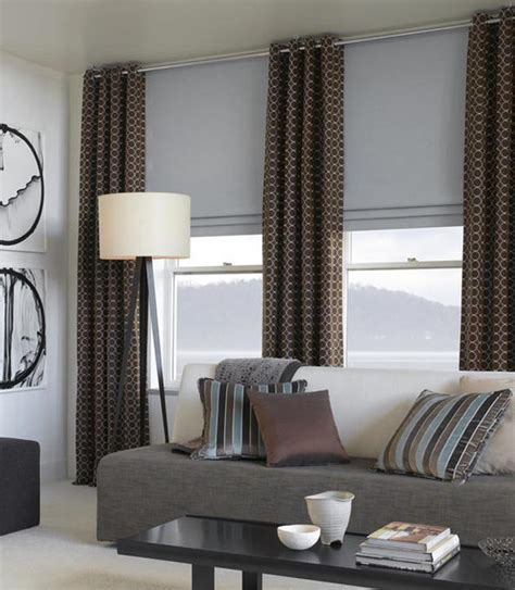 Contemporary Window Curtains Great Ideas For Contemporary Window Treatments Elliott Spour House