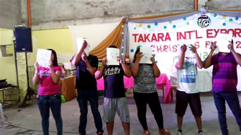 christmas parlor games philippines takara 2015