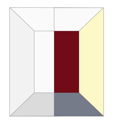 Hohe Räume Optisch Verkleinern by Mit Wandfarben Die Raumarchitektur Ver 228 Ndern M 252 Nchen