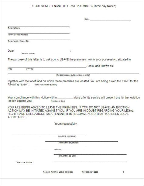 printable eviction notices doc 585630 free printable eviction notices eviction
