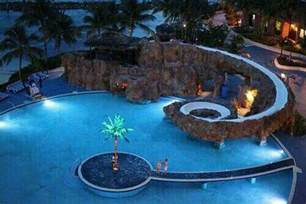 Awesome Pools Backyard Cool Pool Slide Houses And Pools Pools Pool Slides And I Want To