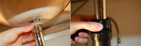 how to install a vessel sink on a dresser how to install a vessel sink faucet