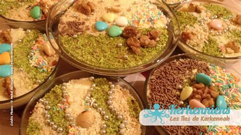 recette cuisine cor馥nne recette de cuisine assida zgougou tunisienne kerkennah