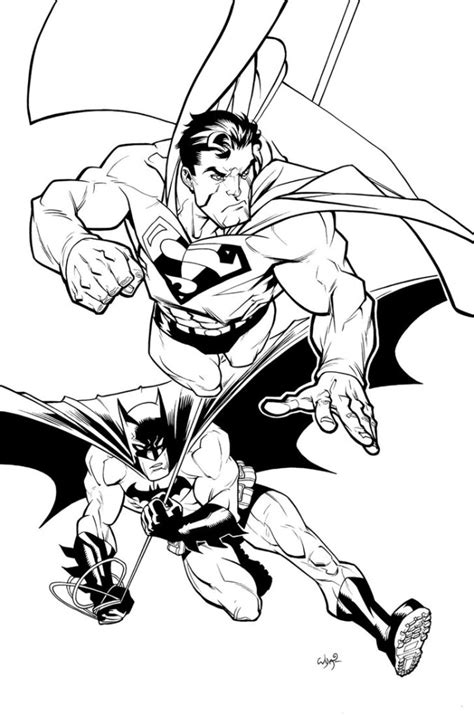 Batman V Superman Coloring Pages by Superman Vs Batman Drawing Coloring Coloring Pages