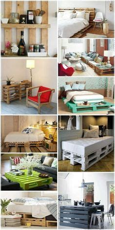 Schlafzimmer Design Ideen 3976 by Wandregal Aus Paletten Diy Palletten
