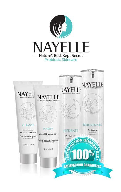 Masker Organik Kefir 888 complete probiotic rejuvenating regime nayelle probiotic skincare