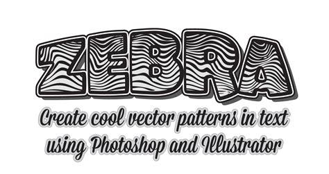 illustrator pattern exles illustrator tutorial organic vector fill patterns