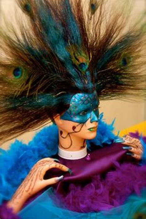hair themes for a show fantasy hair avant garde on pinterest fantasy hair