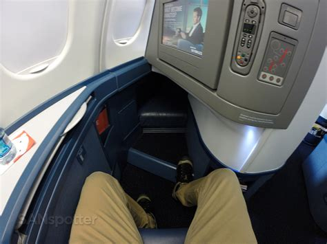 delta leg room delta air lines a330 300 business class delta one atlanta to seattle sanspotter