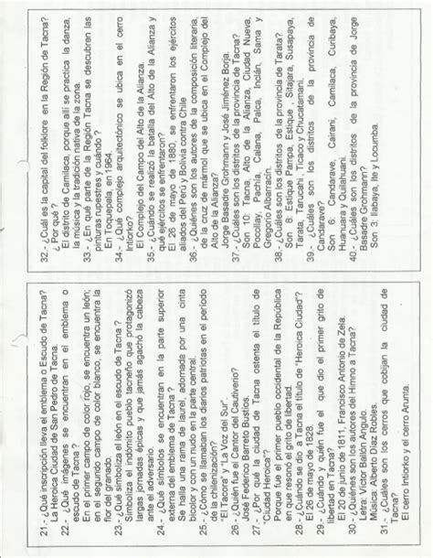la historia de la iglesia preguntas y respuestas preguntas y respuestas de la historia de tacna2
