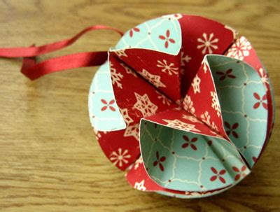 easy home made christmas decorations simple homemade christmas ornament step by step