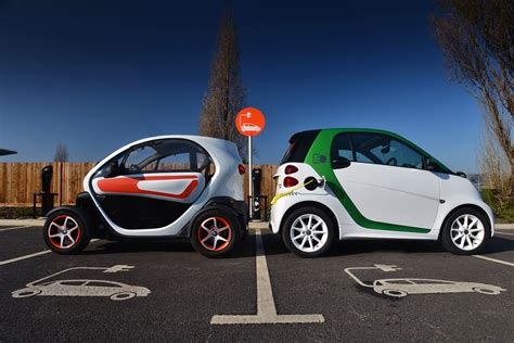 smart fortwo electric drive  renault twizy auto express
