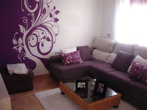 imagenes en blanco y morado una sala violeta casa web