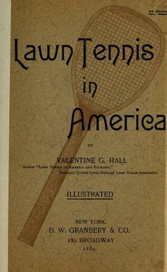 the united states tennis association raising the books tennis on tennis sports and golden age