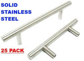 10 Inch Drawer Pulls by Pandora Solid Stainless Steel Bar Pull Handle For Drawer