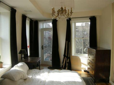 schlafzimmer vorhänge design gardinen schlafzimmer