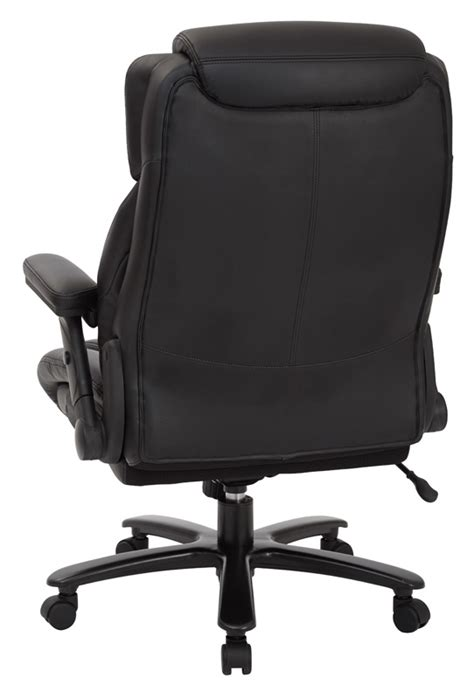 Office Chairs High Weight Capacity Pro Line Ii Big And Deluxe High Back Bonded Leather