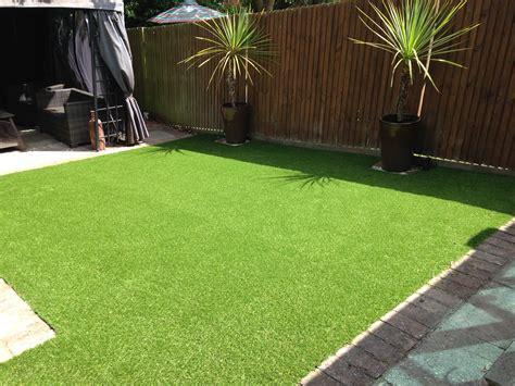 prepare  garden  artificial grass
