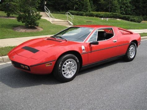 1975 Maserati Merak 1975 Maserati Merak For Sale To Buy