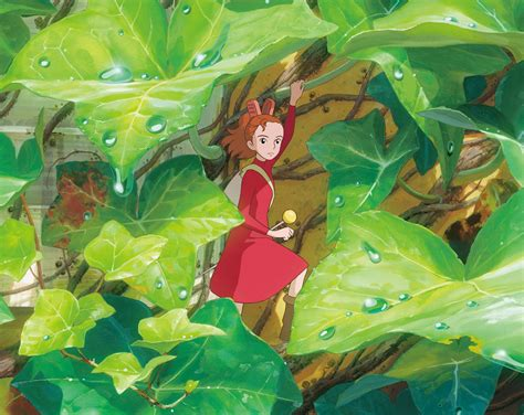 studio ghibli film arrietty the studio ghibli retrospective the secret world of