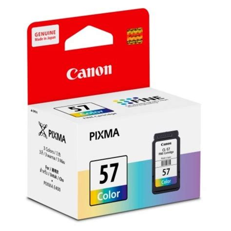 canon cl 57 color ink cartridge