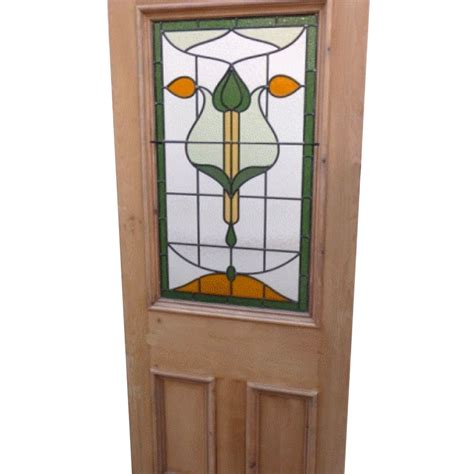 Buy Glass Doors Original Nouveau Stained Glass Door Buy From Phs