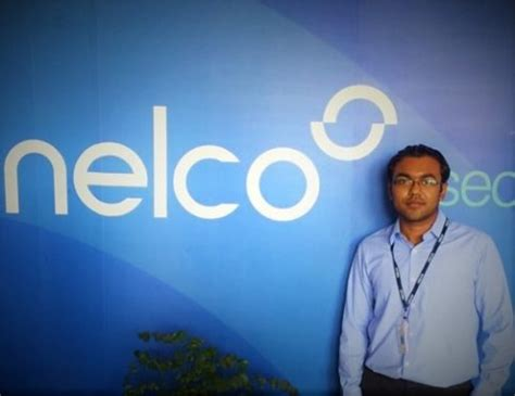 business analyst internship at nelco anjan from imt