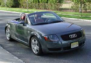 Audi Tt 2002 Review 2002 Audi Tt Overview Cargurus
