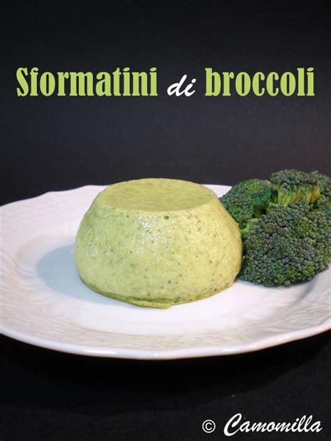 fior di frolla ricette sformatini di broccoli fior di frolla