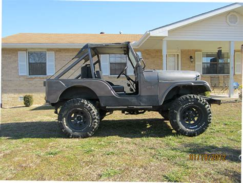 Lifted Willys Jeep 1955 Jeep Willys 3 300 Or Best Offer 100470606 Custom