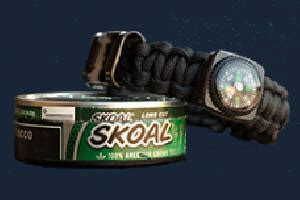 Skoal Sweepstakes - free multi function utility band from skoal i crave freebies