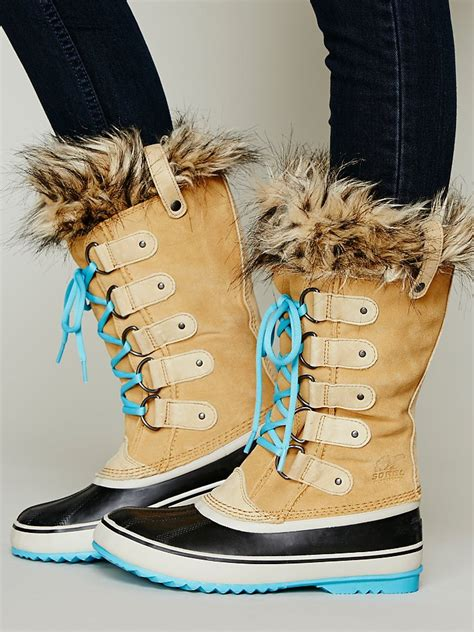 joan of arctic boot sorel joan of arctic boot in lyst