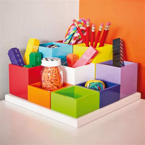 Manhattan Desk Tidy Desk Accessories School Diy For Kid Desk Accessories