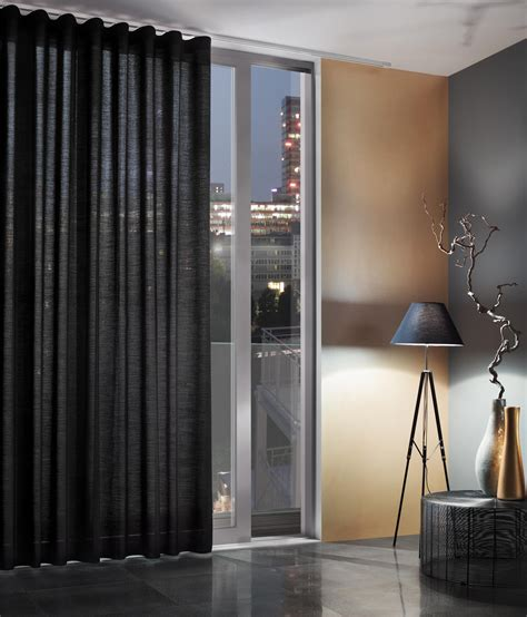 tende silent gliss electric curtain tracks silent gliss 5600 electric