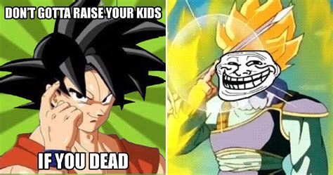 Dragon Ball Memes - hilarious dragon ball z meme only true fans will understand