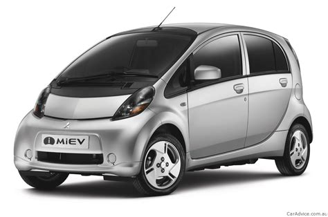 mitsubishi i miev on sale for around 50 000 from august