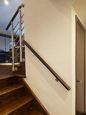 wall mount modern stair hand rail staircase railing kit