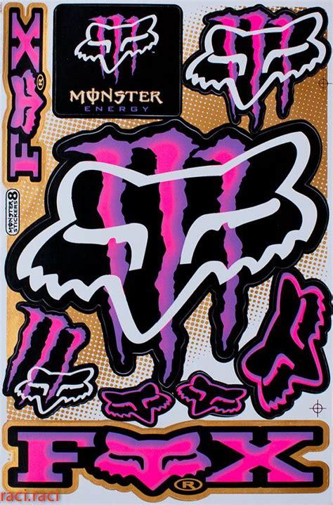 Monster Energy Aufkleber Pink by 38 Besten Monster Energy Bilder Auf Pinterest Monster