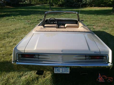 1968 chrysler newport convertible 1968 chrysler newport base convertible 2 door 6 3l