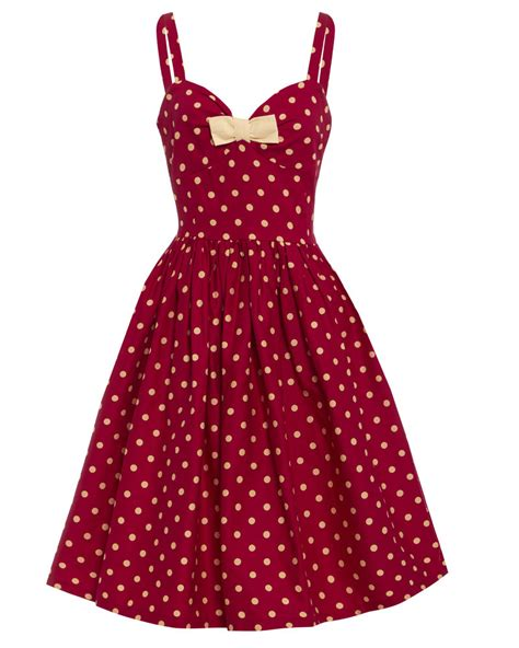 polka dot swing dress misty raspberry polka dot swing dress