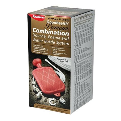 Rite Aid Detox Kit by Goodhealth Faultless Premium Combination