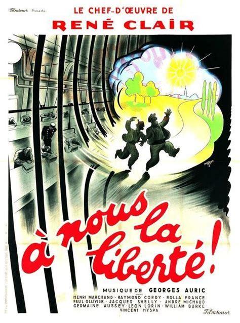 rene clair viva la libertad viva la libertad 1931 filmaffinity