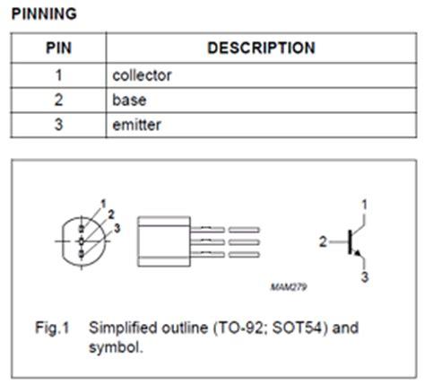 datasheet of transistor 2222a pn2222a datasheet pdf nxp datasheetcafe