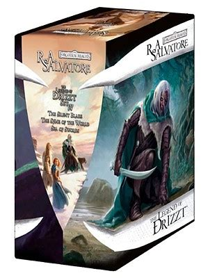 sea of swords novel the legend of drizzt quot the silent blade quot with quot the spine of the world quot and quot sea of swords quot set 4