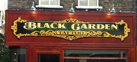 tattoo hand painted signs london tattoo studio calls for something special