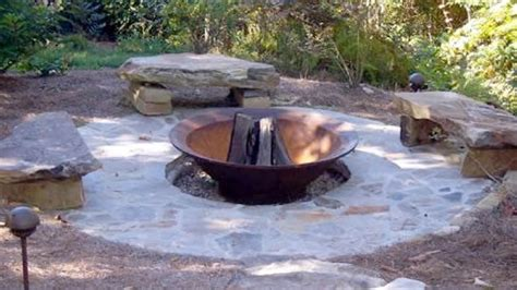 syrup pot pit patios gardens